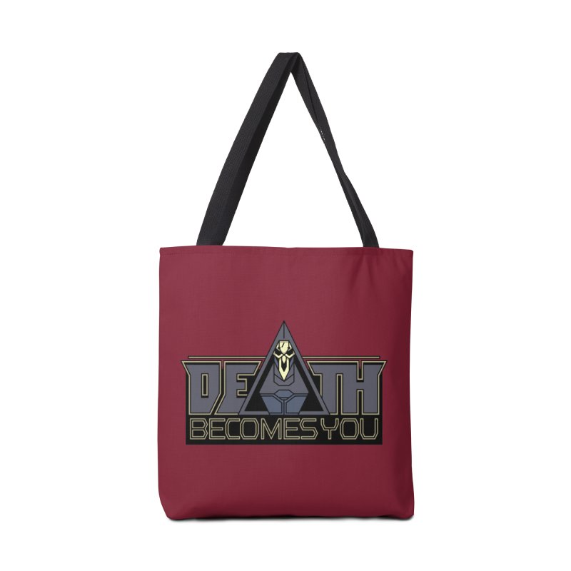 Death Becomes You Accessories Bag by Spencer Fruhling's Artist Shop