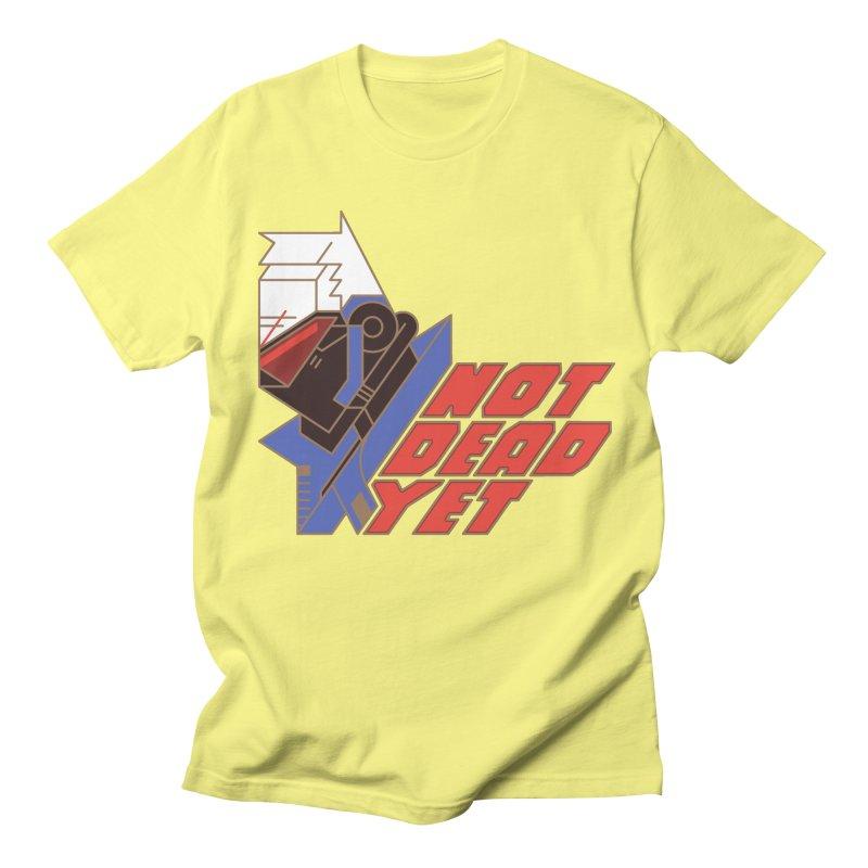 Not Dead Yet Men's T-Shirt by Spencer Fruhling's Artist Shop