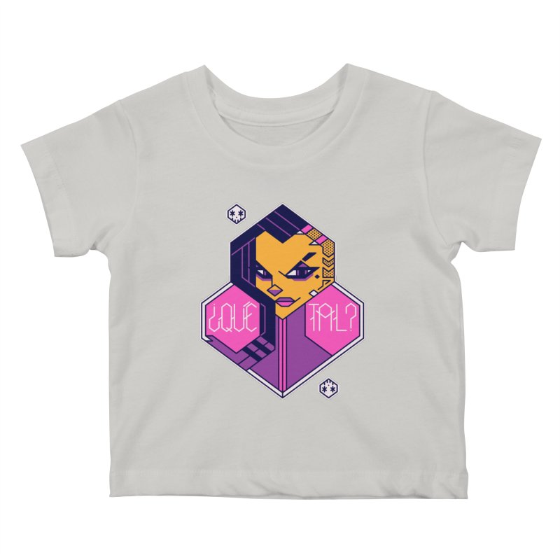 ¿Qué Tal? Kids Baby T-Shirt by Spencer Fruhling's Artist Shop