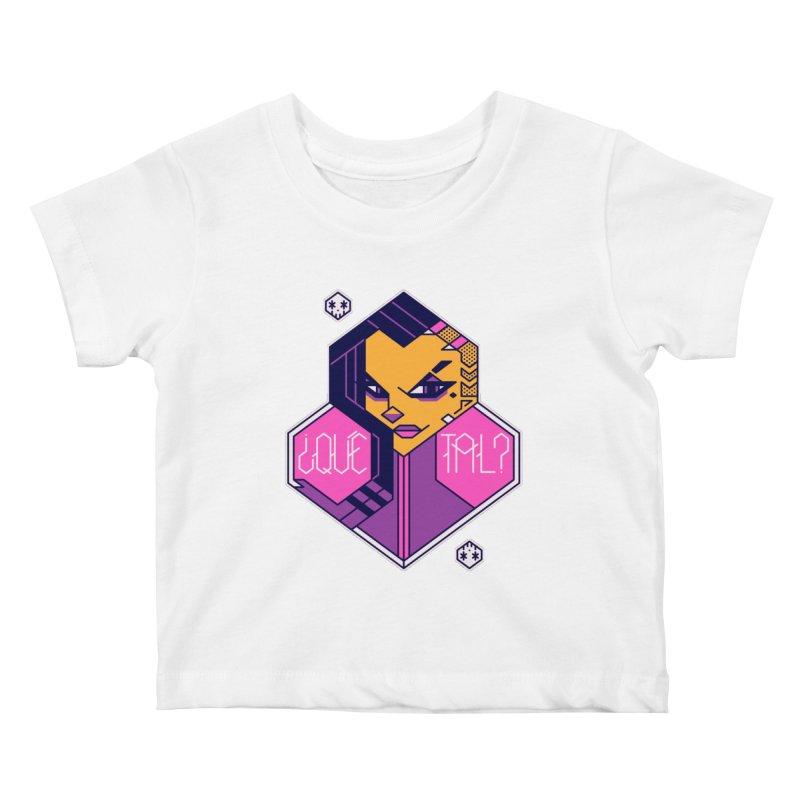 ¿Qué Tal? Kids Baby T-Shirt by Spencer Fruhling's Artist Shop