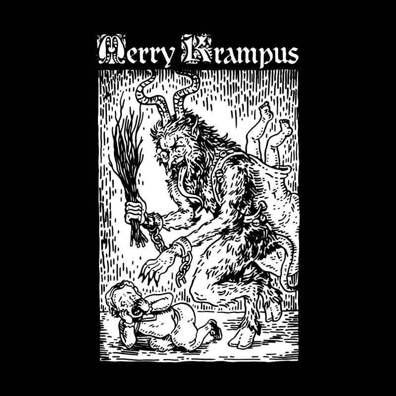 Merry Krampus by Spencer Fruhling's Artist Shop