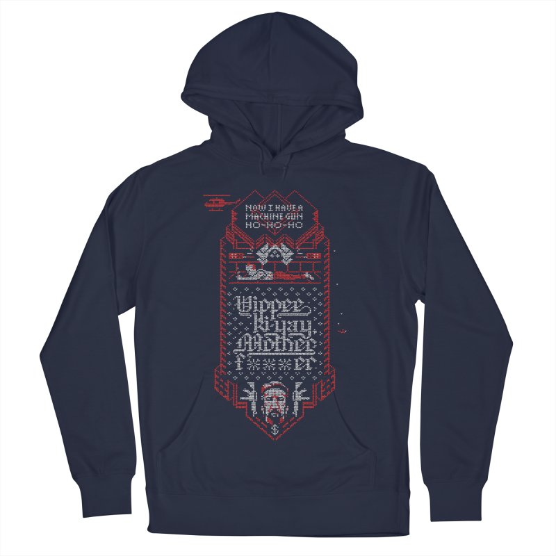 Yippee Ki-Yay Men's Pullover Hoody by Spencer Fruhling's Artist Shop