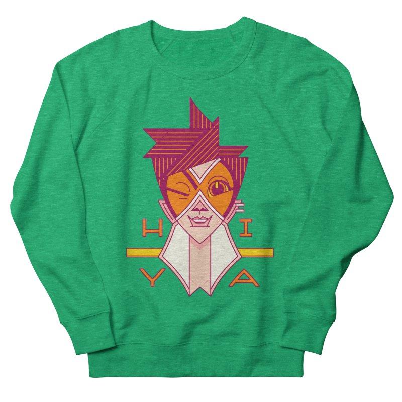 Hiya! Women's Sweatshirt by Spencer Fruhling's Artist Shop