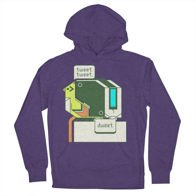 Tweet Tweet Dweet Women's Pullover Hoody by Spencer Fruhling's Artist Shop