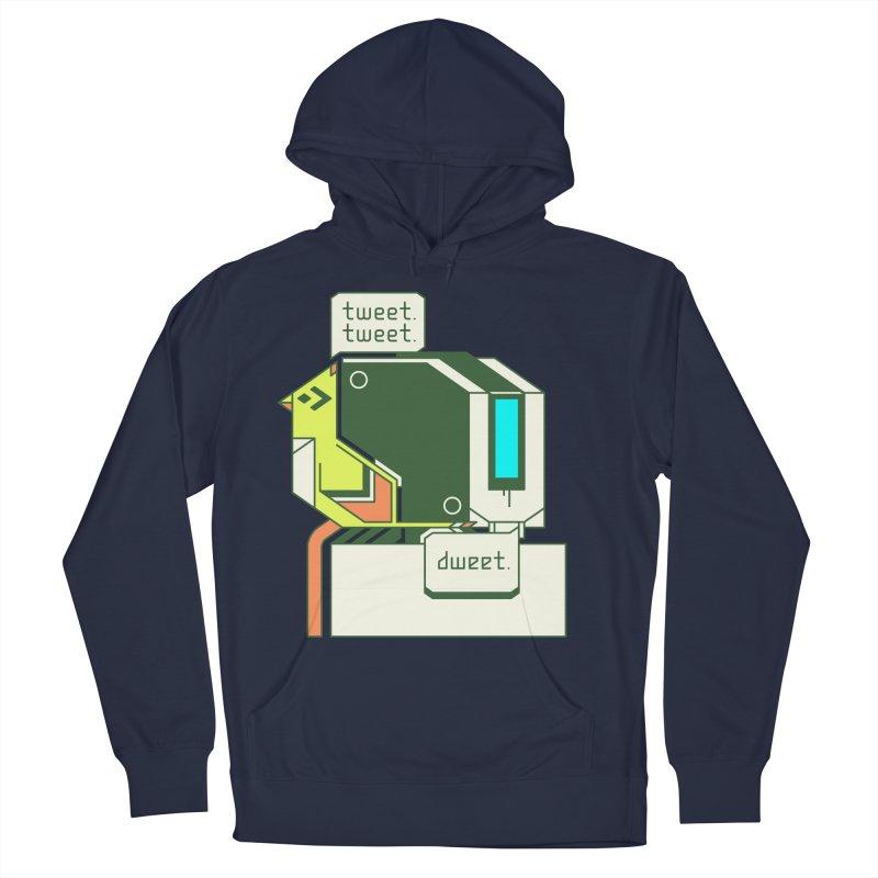 Tweet Tweet Dweet Men's Pullover Hoody by Spencer Fruhling's Artist Shop