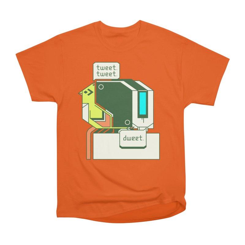 Tweet Tweet Dweet Men's Classic T-Shirt by Spencer Fruhling's Artist Shop