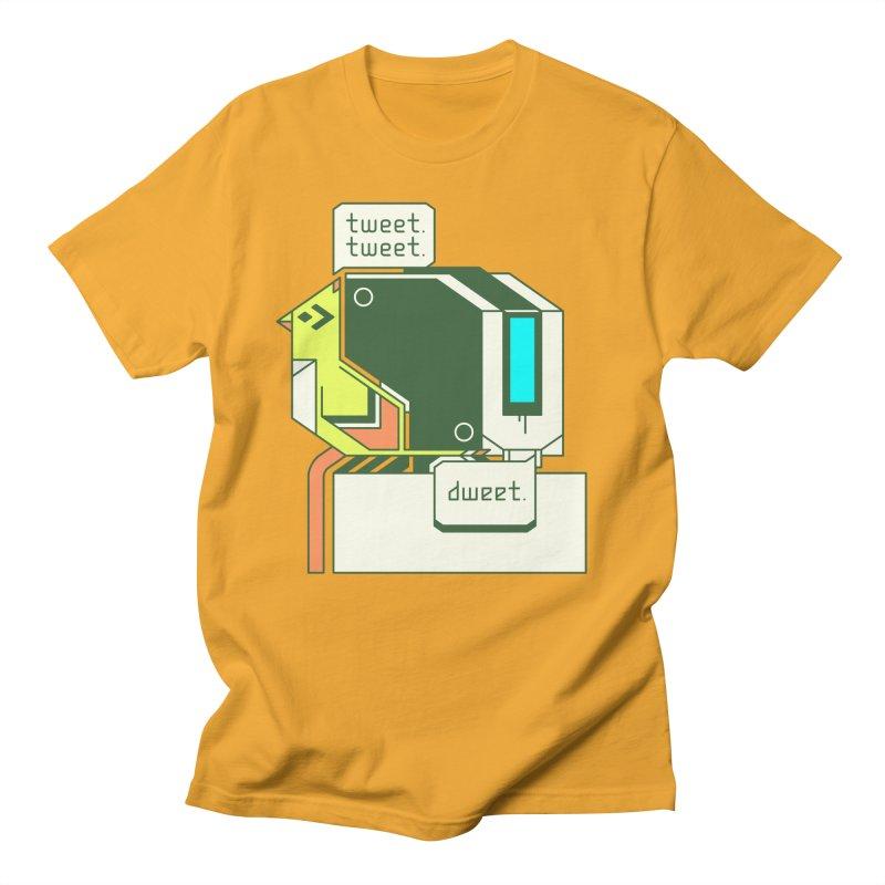 Tweet Tweet Dweet Women's Unisex T-Shirt by Spencer Fruhling's Artist Shop