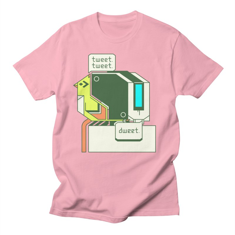 Tweet Tweet Dweet Women's Regular Unisex T-Shirt by Spencer Fruhling's Artist Shop