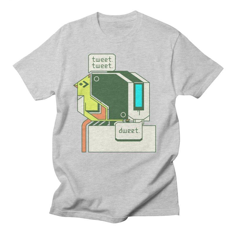 Tweet Tweet Dweet Men's T-Shirt by Spencer Fruhling's Artist Shop