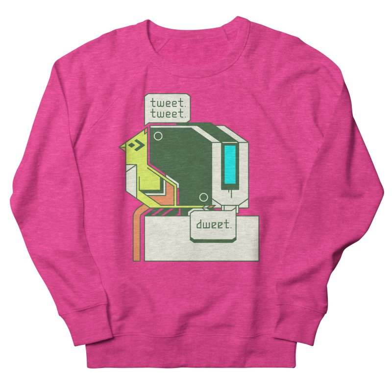 Tweet Tweet Dweet Men's Sweatshirt by Spencer Fruhling's Artist Shop