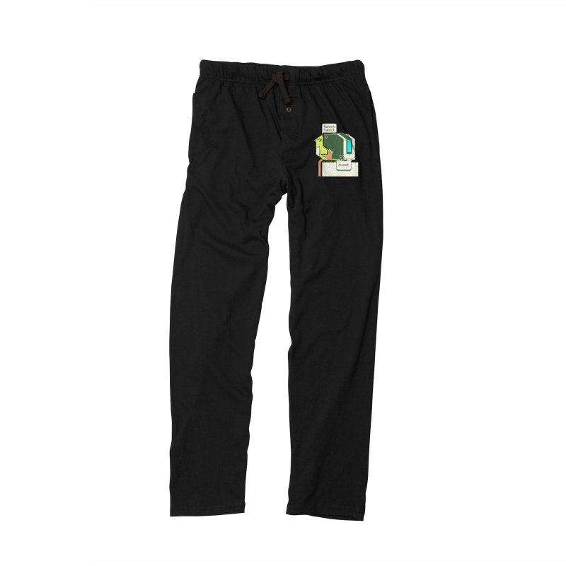Tweet Tweet Dweet Men's Lounge Pants by Spencer Fruhling's Artist Shop