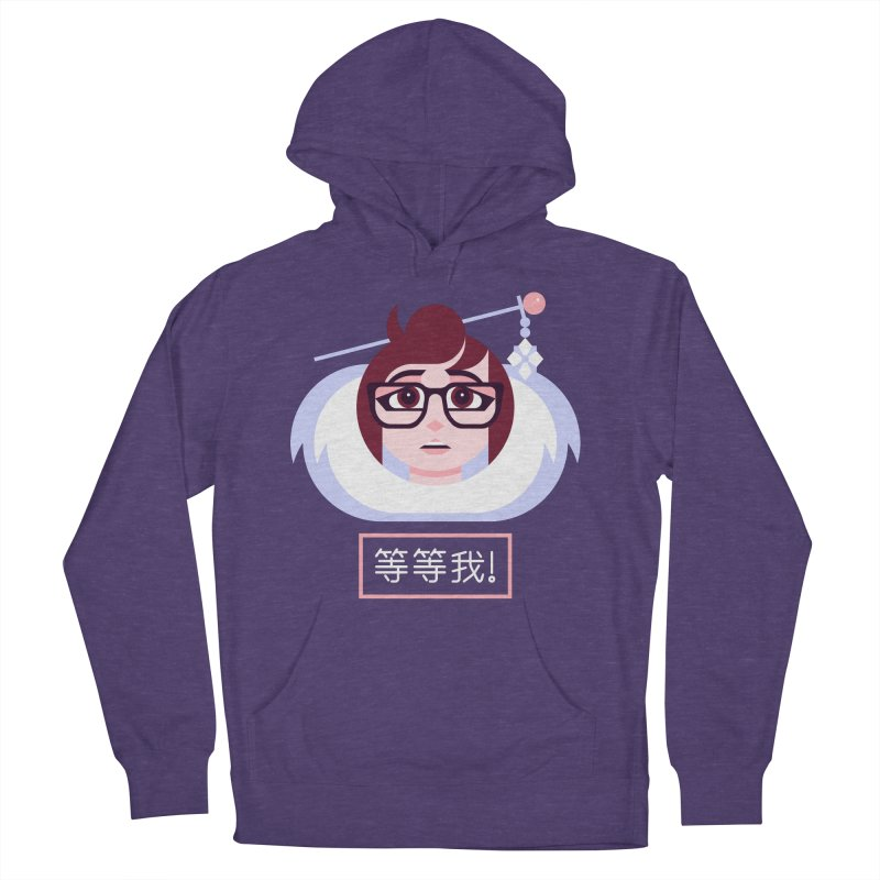 Wait For Me! Women's Pullover Hoody by Spencer Fruhling's Artist Shop