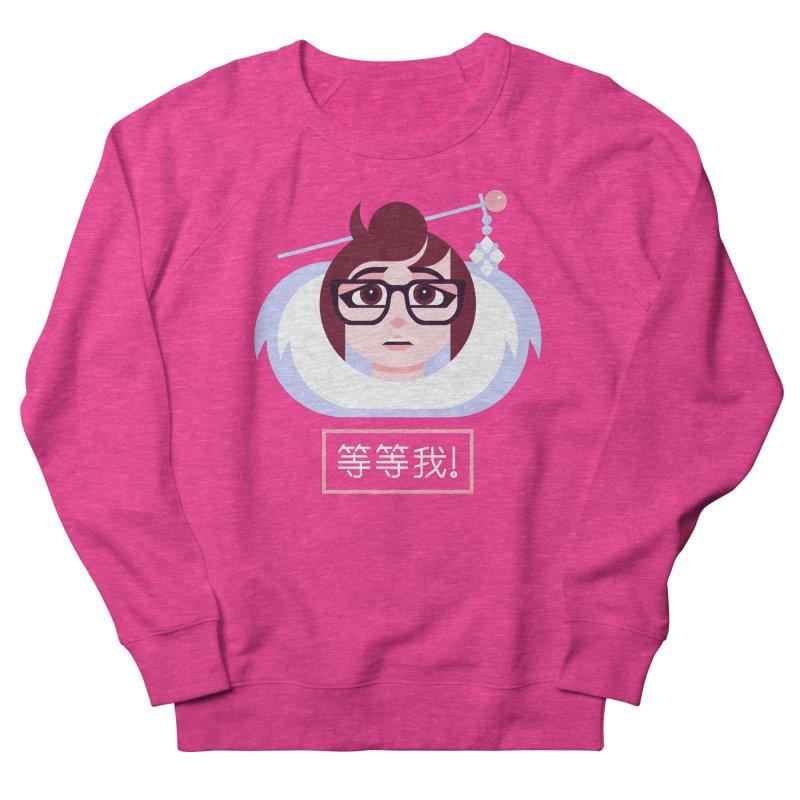 Wait For Me! Men's Sweatshirt by Spencer Fruhling's Artist Shop