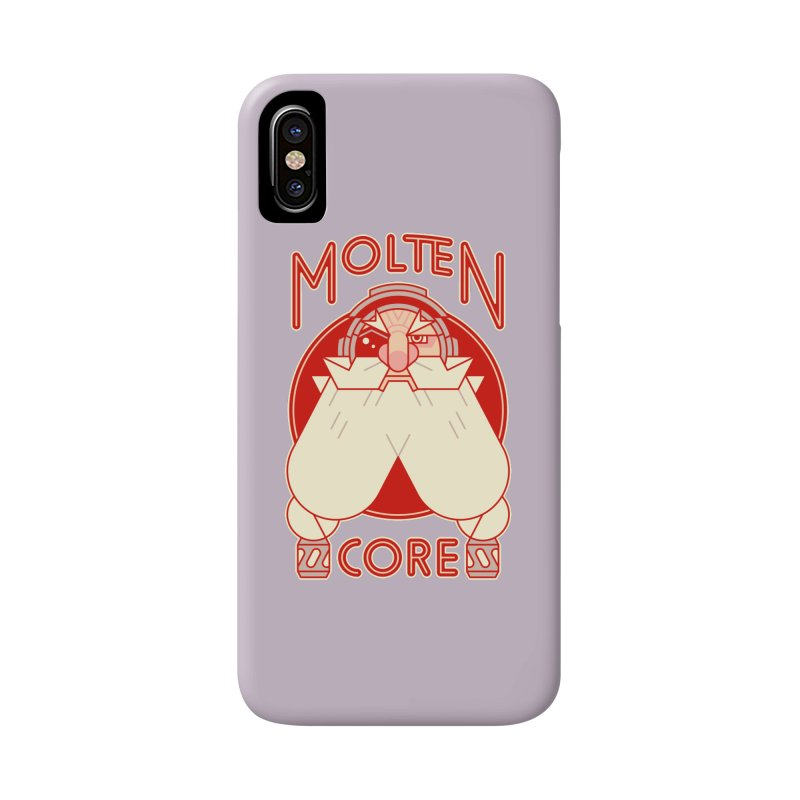 Molten Core Accessories Phone Case by Spencer Fruhling's Artist Shop