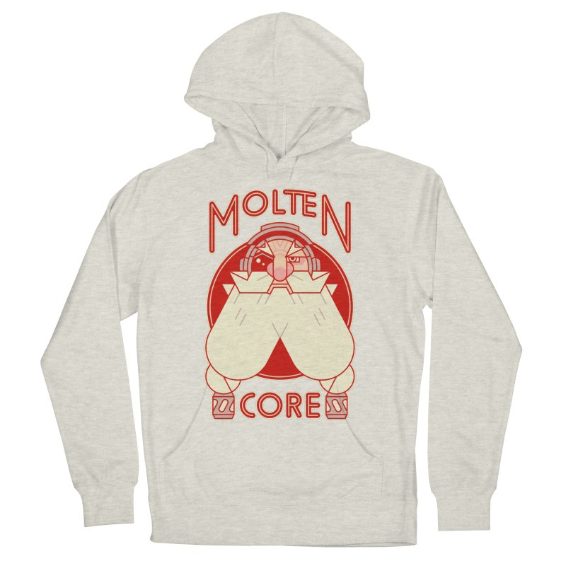 Molten Core Men's Pullover Hoody by Spencer Fruhling's Artist Shop