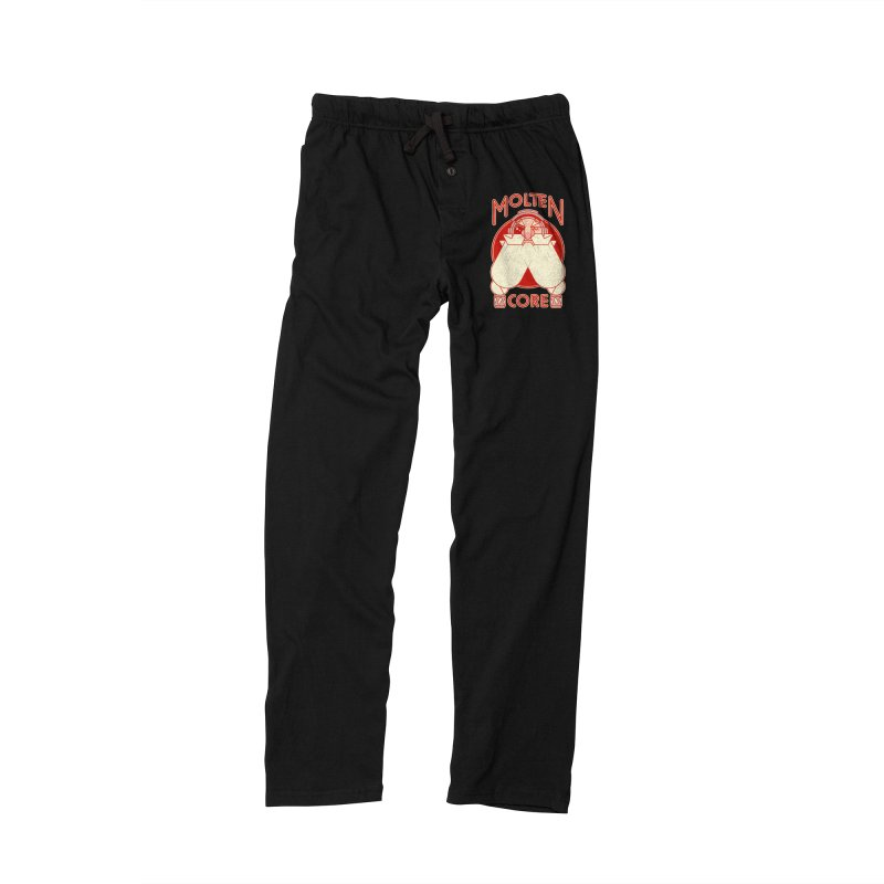 Molten Core Men's Lounge Pants by Spencer Fruhling's Artist Shop