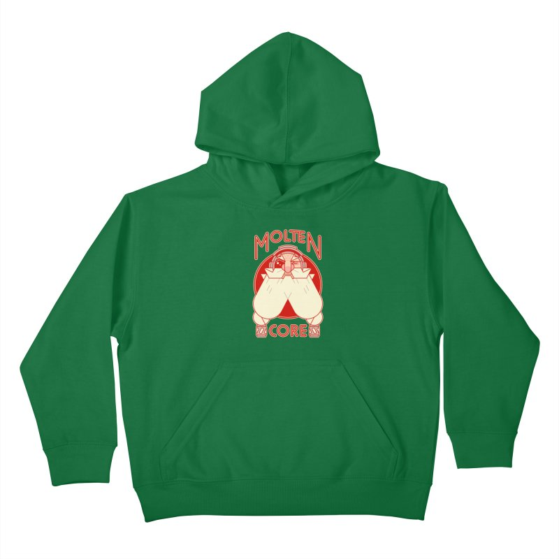 Molten Core Kids Pullover Hoody by Spencer Fruhling's Artist Shop