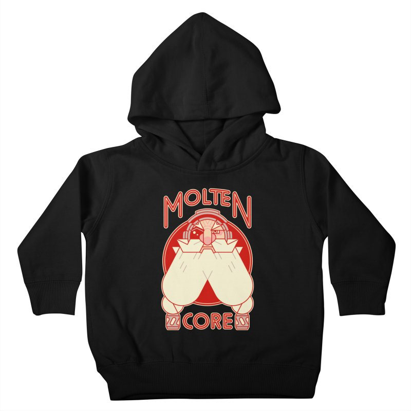 Molten Core Kids Toddler Pullover Hoody by Spencer Fruhling's Artist Shop