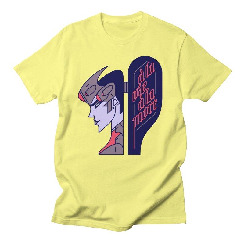 To Life, To Death Women's Regular Unisex T-Shirt by Spencer Fruhling's Artist Shop