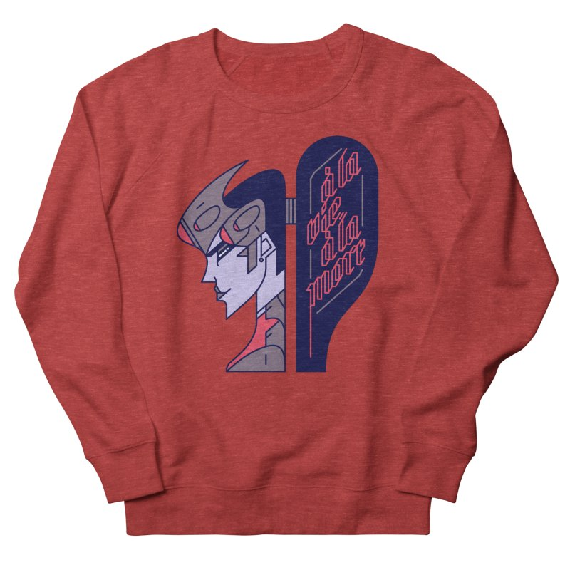 To Life, To Death Men's French Terry Sweatshirt by Spencer Fruhling's Artist Shop