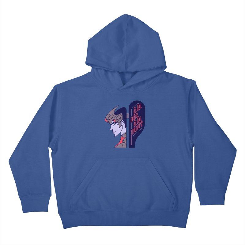 To Life, To Death Kids Pullover Hoody by Spencer Fruhling's Artist Shop