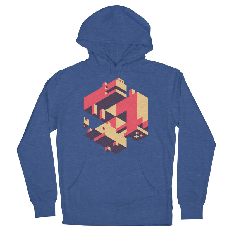 Iso-Pet-Trick Men's Pullover Hoody by Spencer Fruhling's Artist Shop