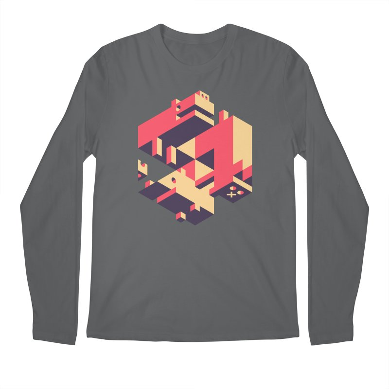 Iso-Pet-Trick Men's Longsleeve T-Shirt by Spencer Fruhling's Artist Shop