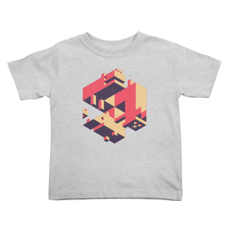 Iso-Pet-Trick Kids Toddler T-Shirt by Spencer Fruhling's Artist Shop