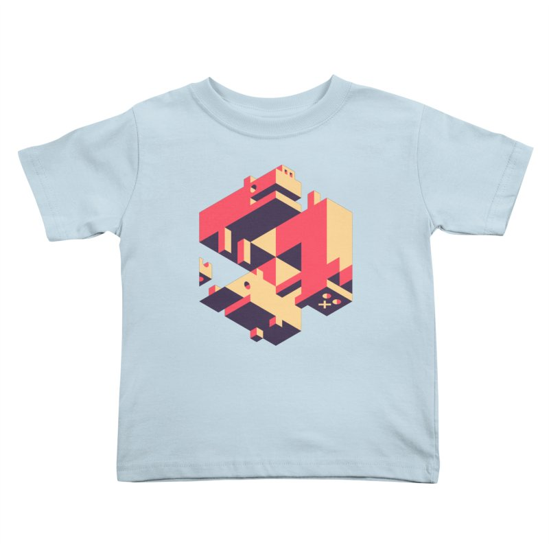 Iso-Pet-Trick Kids Toddler T-Shirt by Spencer Fruhling's Artist Shop