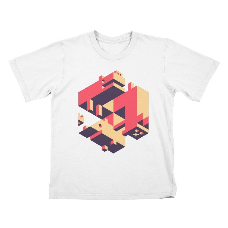 Iso-Pet-Trick Kids T-Shirt by Spencer Fruhling's Artist Shop