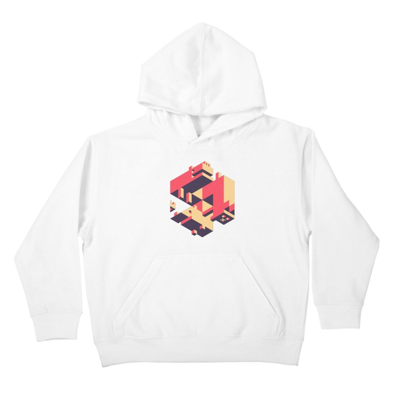 Iso-Pet-Trick Kids Pullover Hoody by Spencer Fruhling's Artist Shop