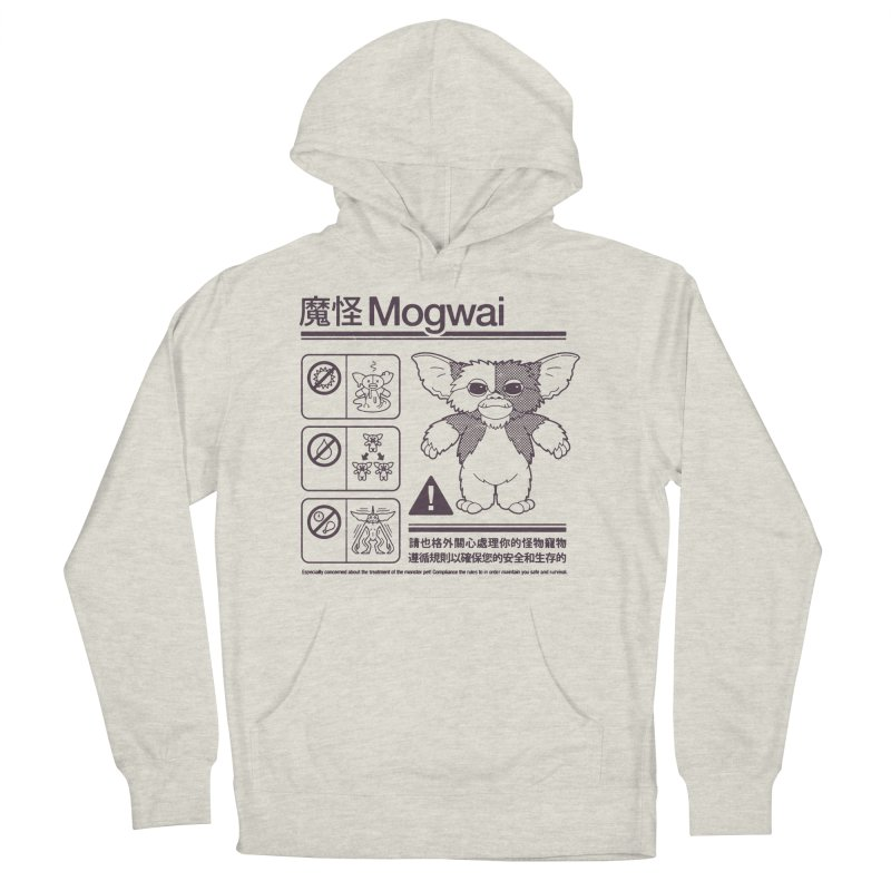 Mogwai Instructions Women's Pullover Hoody by Spencer Fruhling's Artist Shop