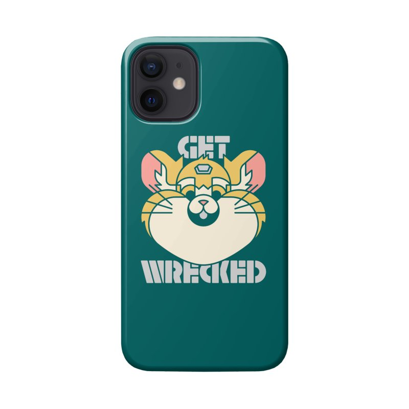 Get Wrecked Accessories Phone Case by Spencer Fruhling's Artist Shop