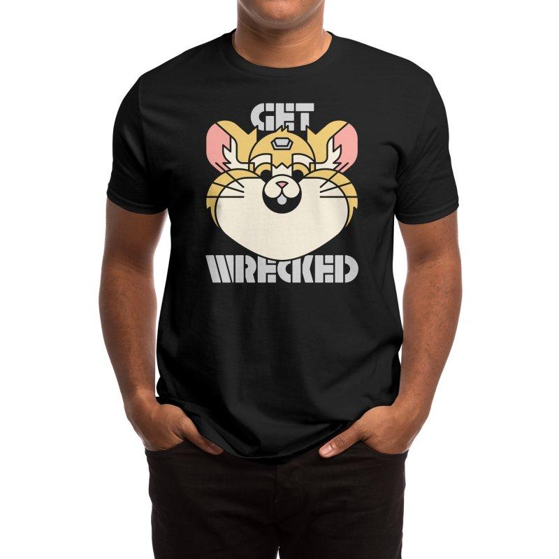 Get Wrecked Men's T-Shirt by Spencer Fruhling's Artist Shop