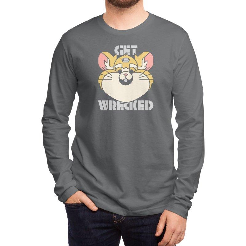 Get Wrecked Men's Longsleeve T-Shirt by Spencer Fruhling's Artist Shop