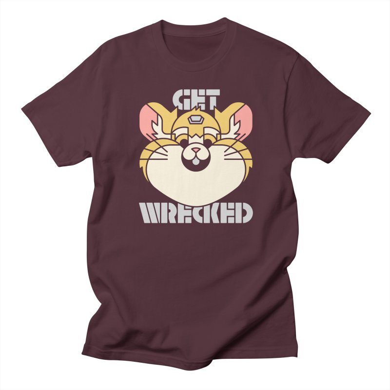 Get Wrecked Women's Regular Unisex T-Shirt by Spencer Fruhling's Artist Shop