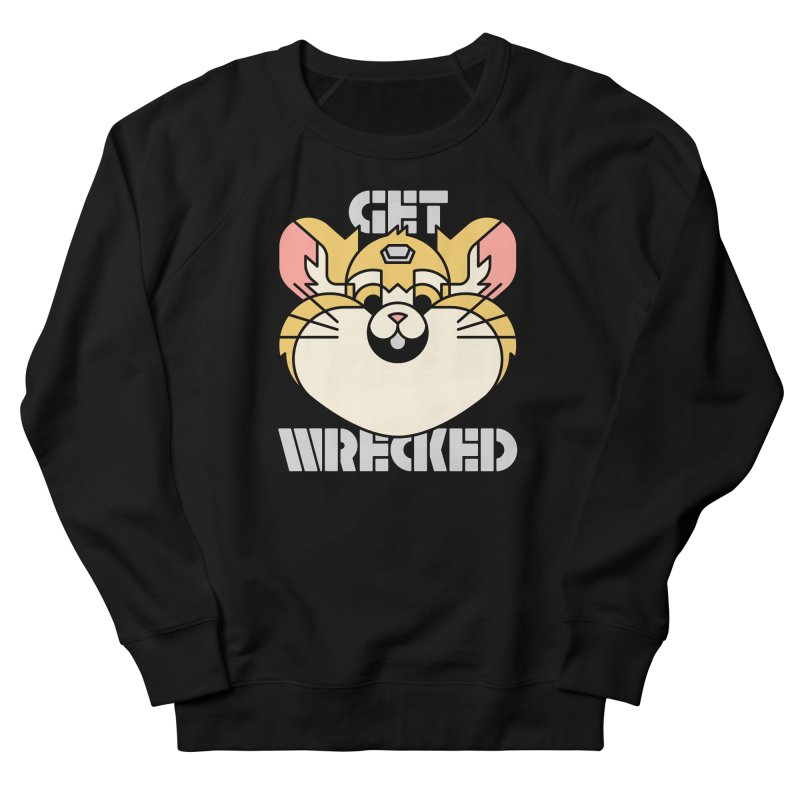 Get Wrecked Men's French Terry Sweatshirt by Spencer Fruhling's Artist Shop