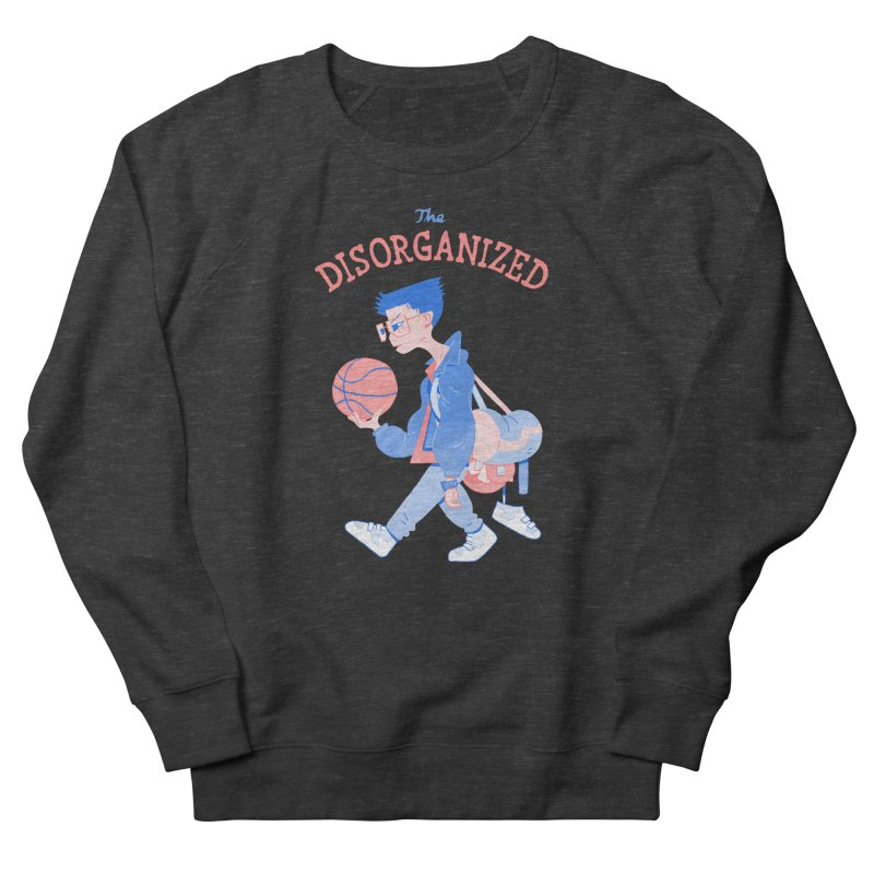 The Experiment Men's French Terry Sweatshirt by Spencer Fruhling's Artist Shop