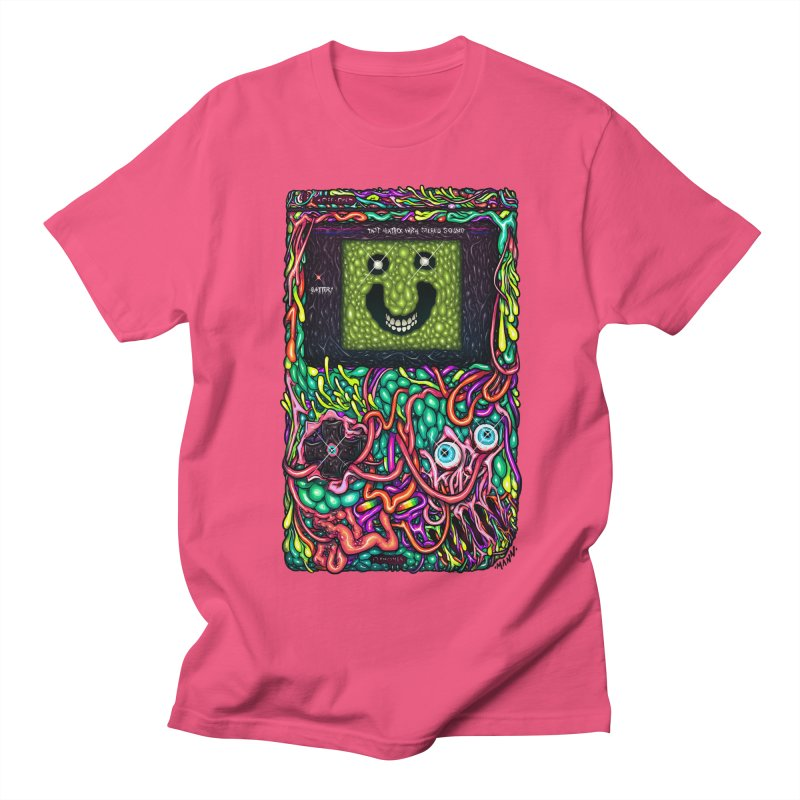 GRIMEBOY Men's T-Shirt by Spencer Mann