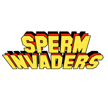Sperm Invaders Logo