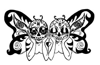 Kat Shevchenko's Artist Shop Logo