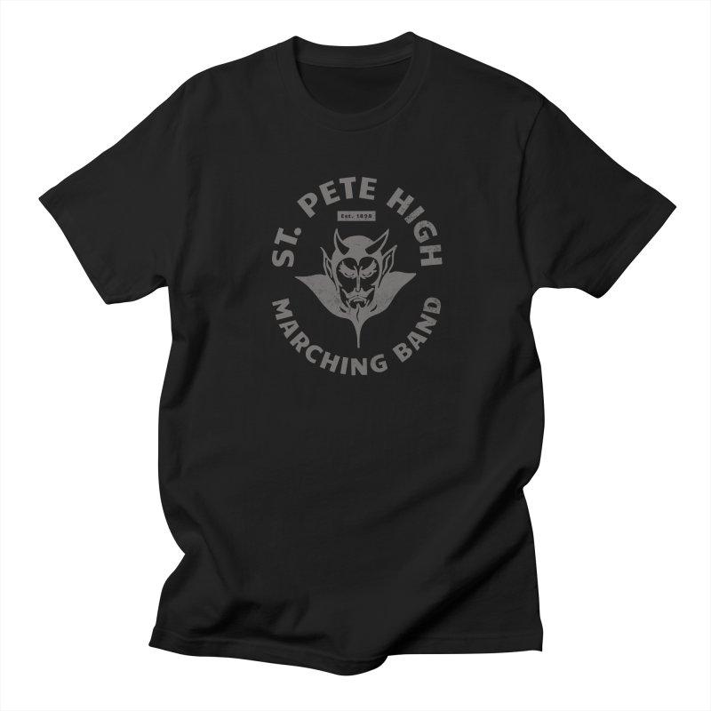 St. Pete High Marching Band Devil Women's T-Shirt by sphsband's Artist Shop