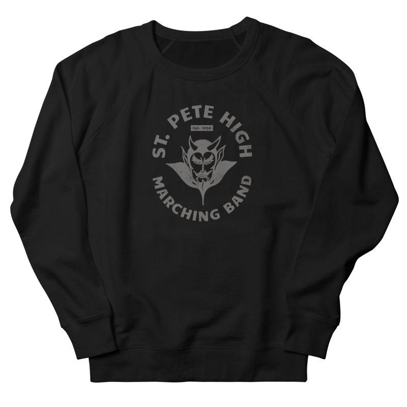 St. Pete High Marching Band Devil Women's Sweatshirt by sphsband's Artist Shop