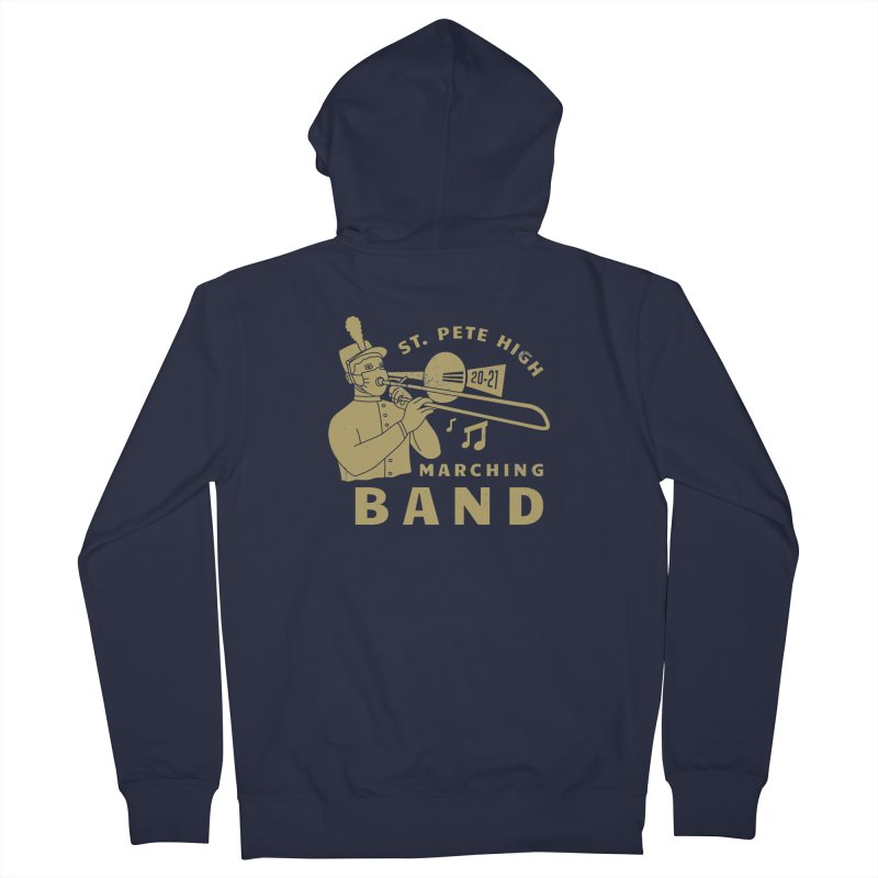 SPHS Marching Band 20-21 Women's Zip-Up Hoody by sphsband's Artist Shop