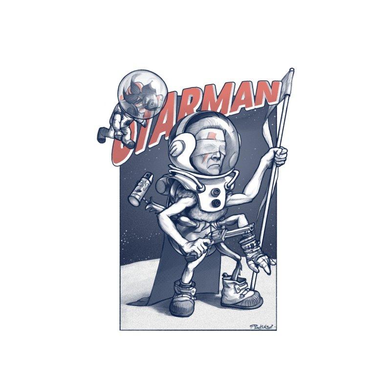 Starman by El Tatsu's shop