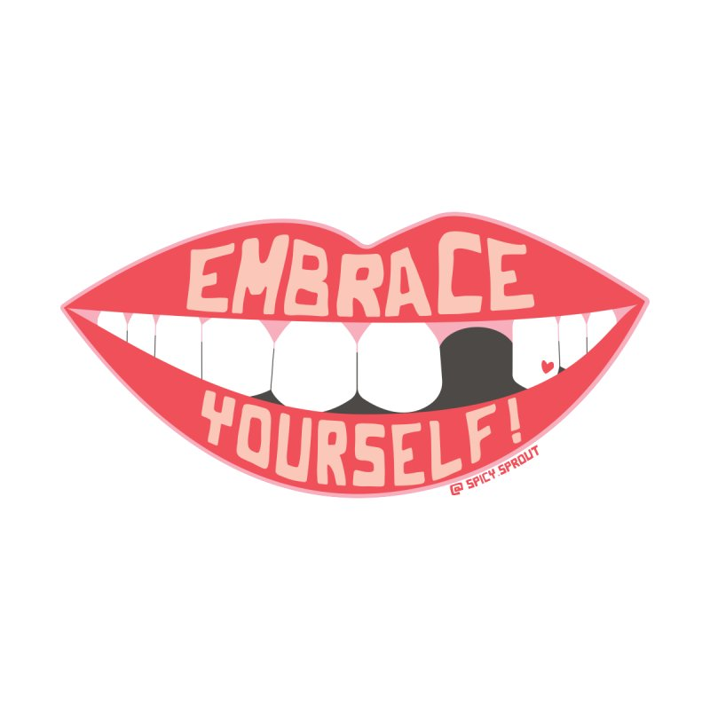 Embrace Yourself Men's T-Shirt by spicysprout's Artist Shop