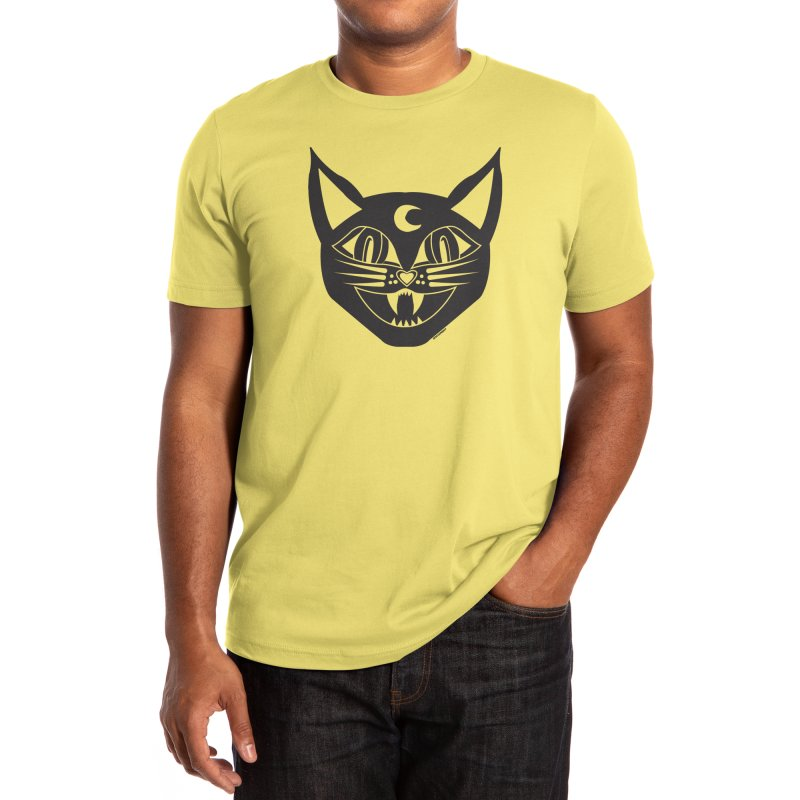 Spicy Kitty Men's T-Shirt by spicysprout's Artist Shop