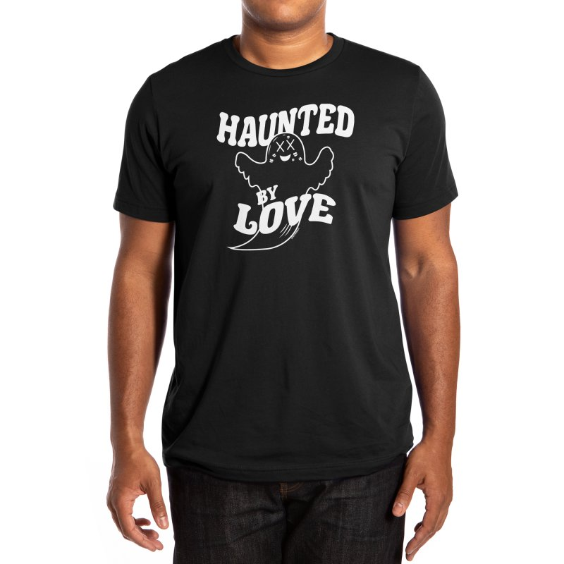 Haunted by Love Men's T-Shirt by spicysprout's Artist Shop