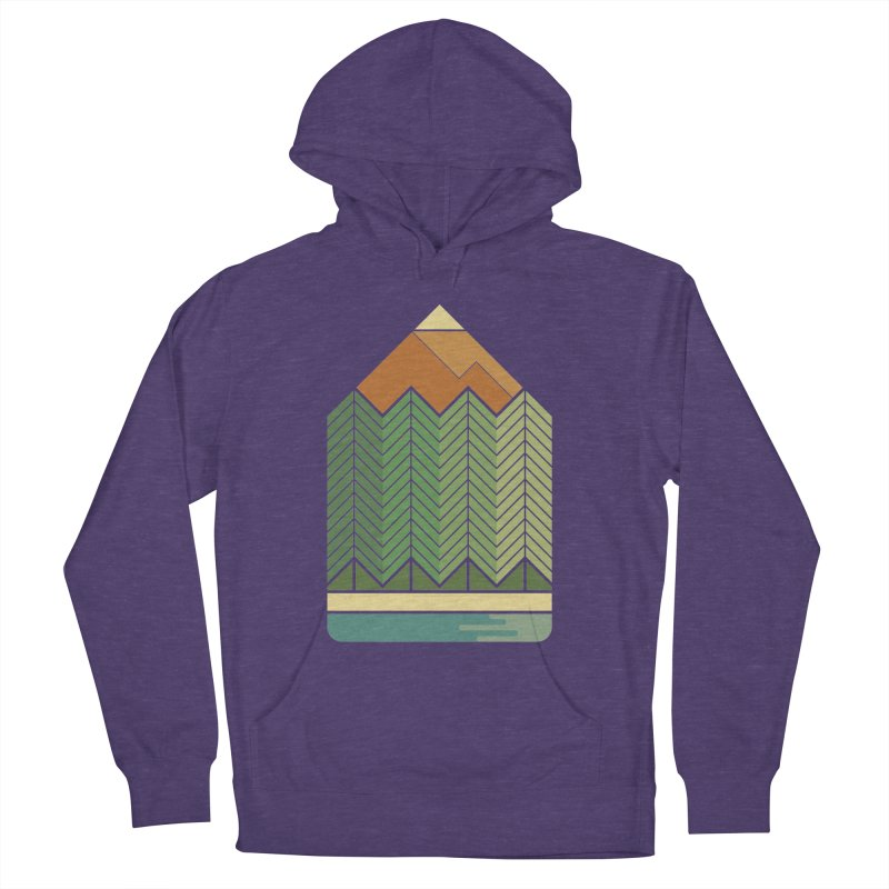 Draw landscape Women's Pullover Hoody by spike00