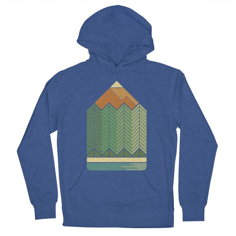 Draw landscape Men's Pullover Hoody by spike00